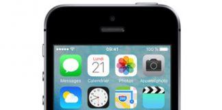 Apple iPhone SE Gris Sidéral