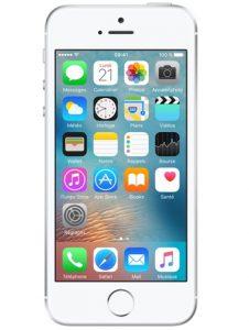 Apple iPhone SE Occasion Argent