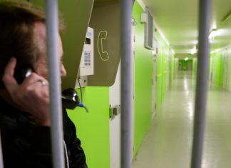 Téléphones en prison
