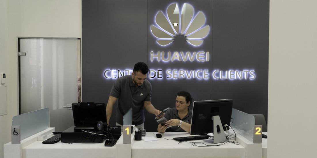 Huawei Centre de Service et d'Expérience Clients
