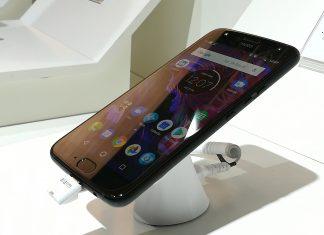 Motorola Moto X4 prise en main IFA 2017