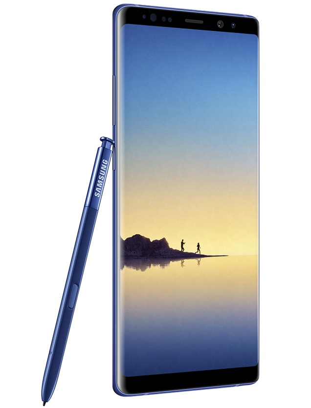 Samsung Galaxy Note 8 smartphone haut de gamme Android phablette