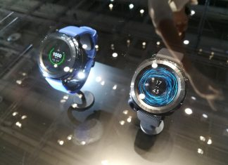 Samsung Gear Sport prise en main IFA 2017