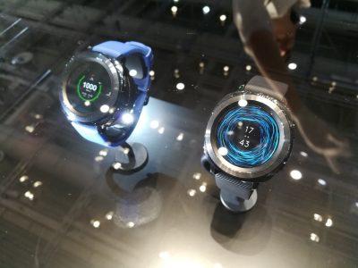 [Prise en main IFA 2017] Samsung Gear Sport et Gear Fit 2 Pro : deux montres connectées ultra-pratiques
