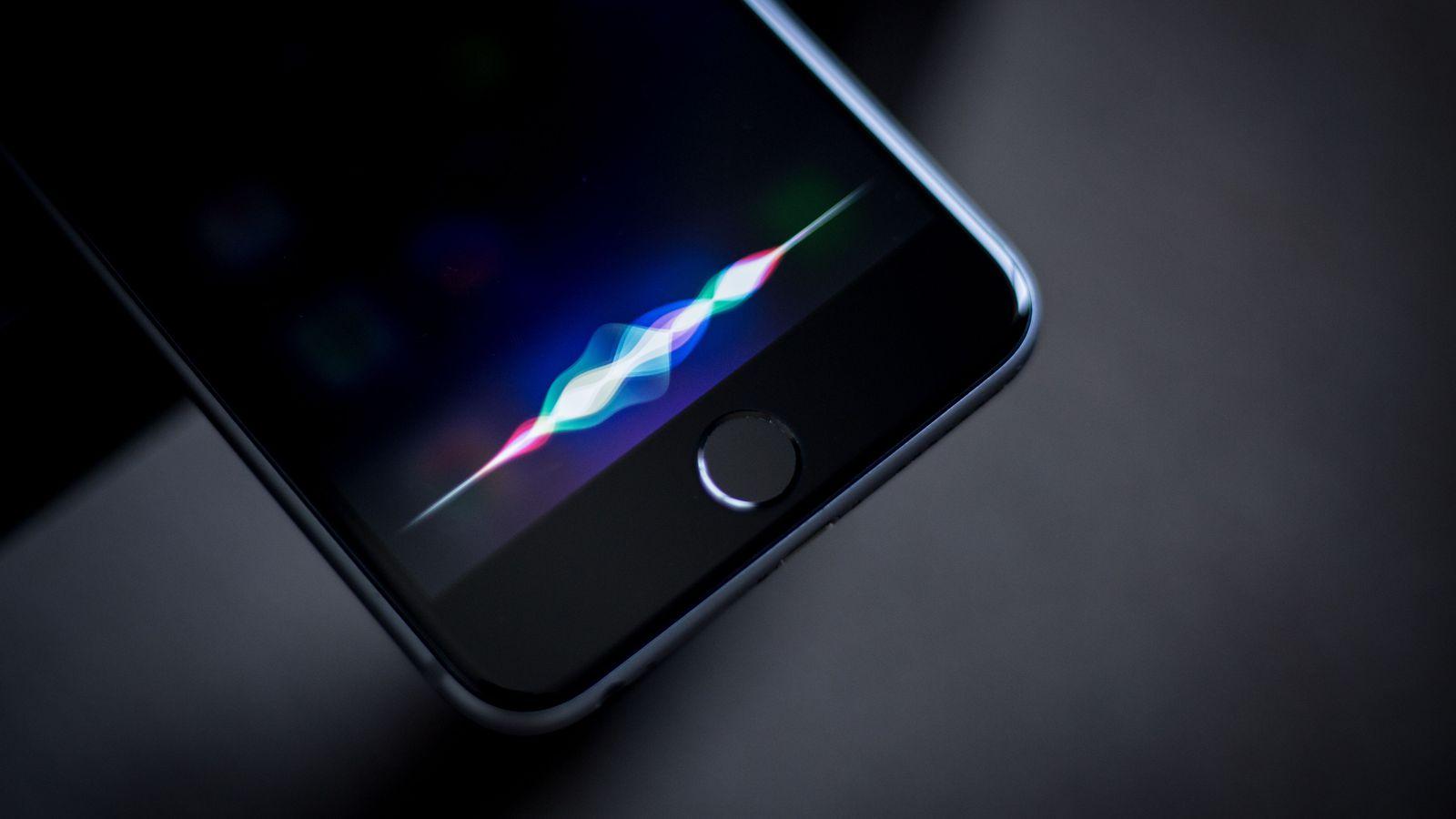Siri : bientôt une nouvelle voix ?