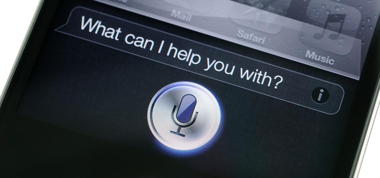 Siri écoute et enregistre vos discussions