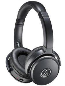 Audio-Technica ATH-ANC50iS Noir