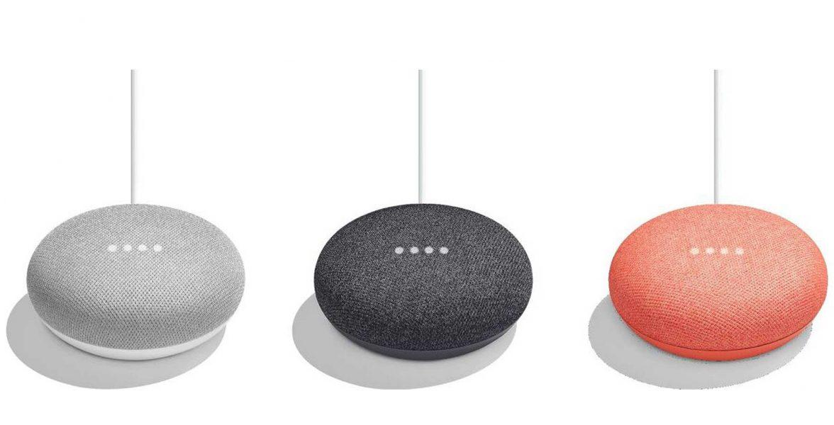 Google Home Mini Black Friday 2017 Boulanger