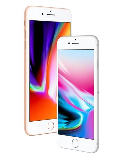 iPhone 8 Plus - Les iPhone 8 et 8 Plus sont désormais disponibles en précommande !