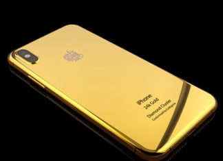 iPhone 8 Goldgenie
