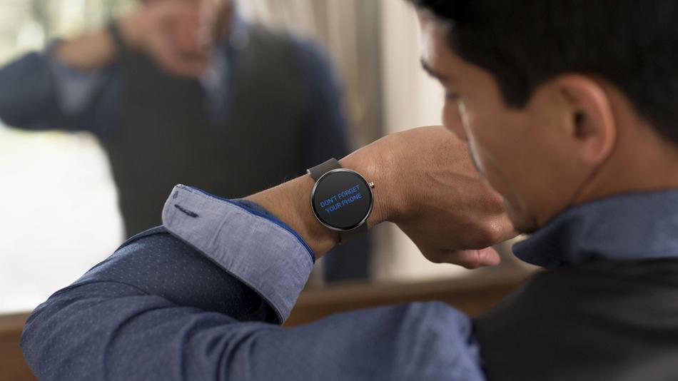 Utilisateur d'une montre connectée smartwatch Cdiscount