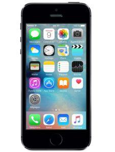 Apple iPhone 5S Reconditionné Gris Sidéral