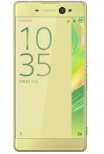 Sony Xperia XA Ultra Occasion Jaune doré