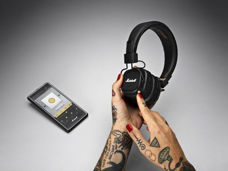 Marshall Major II Bluetooth - Quel casque Bluetooth à moins de 100 euros acheter ?