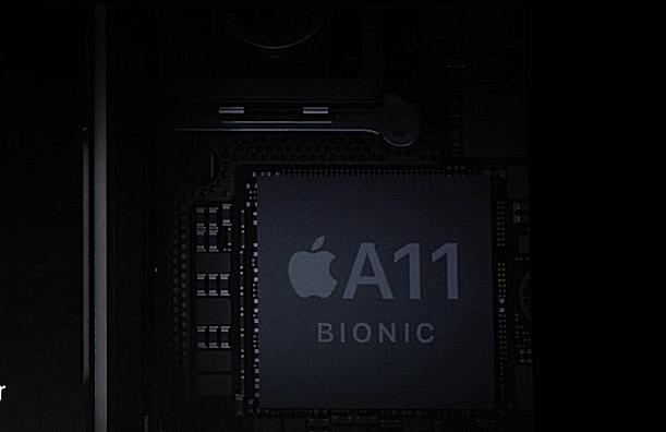 Avec son A11 Bionic, Apple devance Qualcomm et Samsung