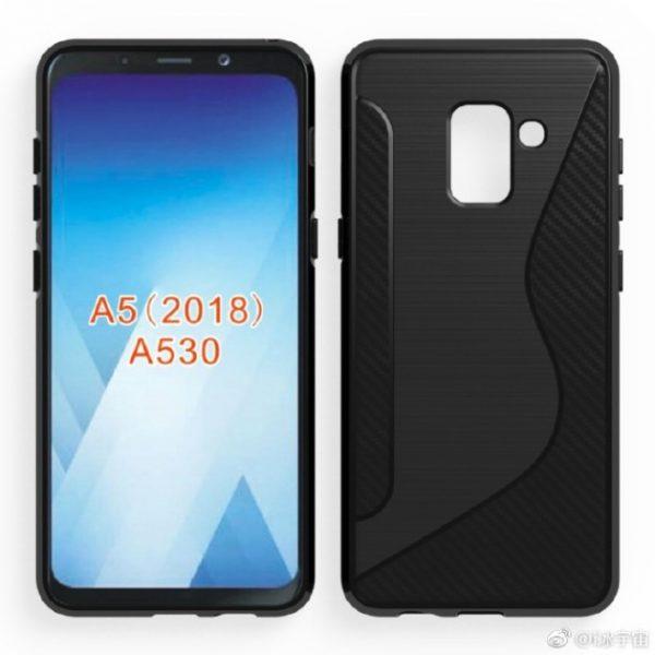 Samsung galaxy a5 2018 son design d voil meilleur - L hiver 2017 2018 sera t il froid ...