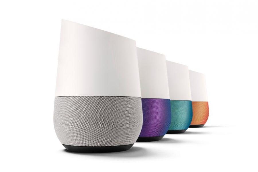 Google Home Quartz : bientôt un modèle avec écran tactile ?
