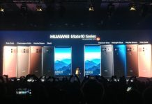 Huawei Mate 10 et Mate 10 Pro