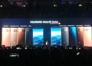 Huawei Mate 10 et Mate 10 Pro