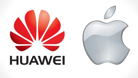 Huawei devant Apple dans un an ?