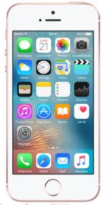 apple iphone se 128 go or rose 157x300 - Quel téléphone à moins de 300 euros acheter en 2017 ?