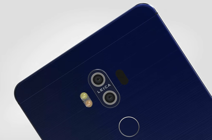 Huawei Mate 10 concept