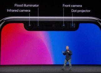 iPhone X True depth