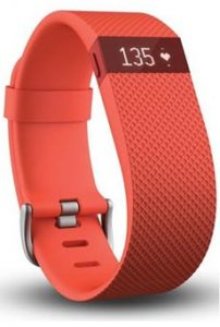 FitBit Charge HR S Orange