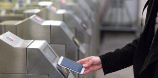 Smartphone pass Navigo