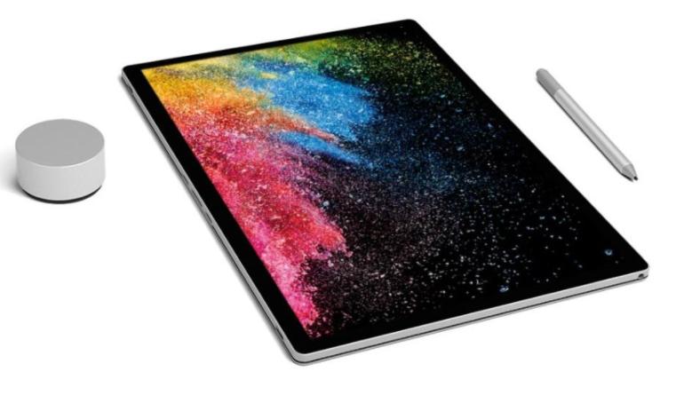 sure - [MAJ] Surface Book 2 : vous pouvez désormais précommander la nouvelle tablette hybride de Microsoft