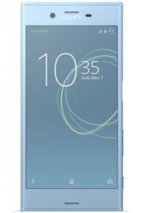 Sony Xperia XZs Bleu