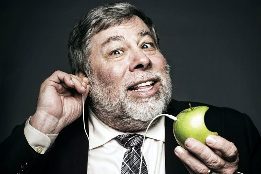 Steve Wozniak préfère l'iPhone 8 à l'iPhone X pour l'instant