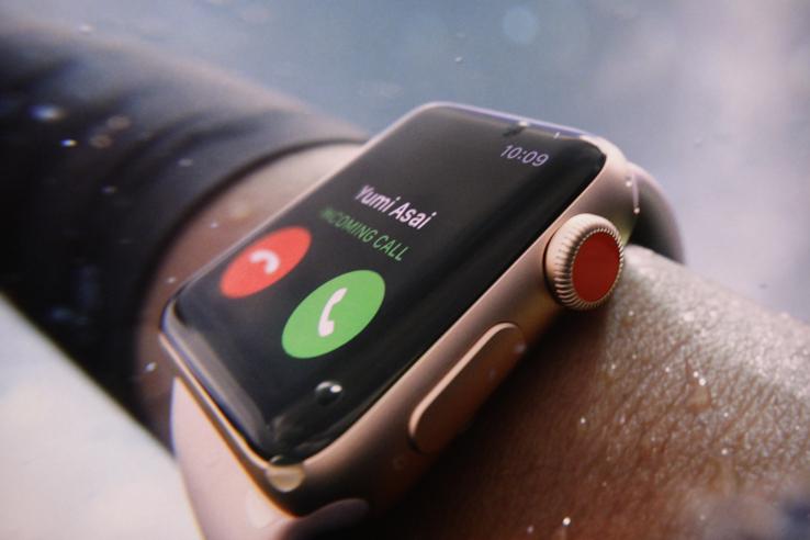 L'Apple Watch Series 4 serait doté d'un écran bord à bord XXL !