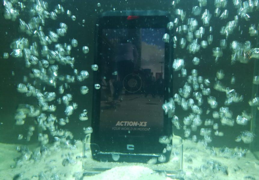 Crosscall Action-X3 smartphone outdoor milieu de gamme