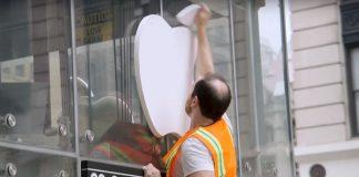 Faux Apple Store prank