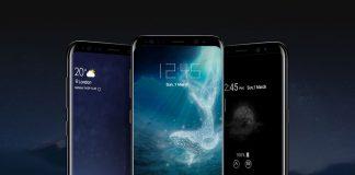 Concept Samsung Galaxy S9 et Galaxy S9 Plus sortie prématurée pour contrer LG V30 et iPhone X