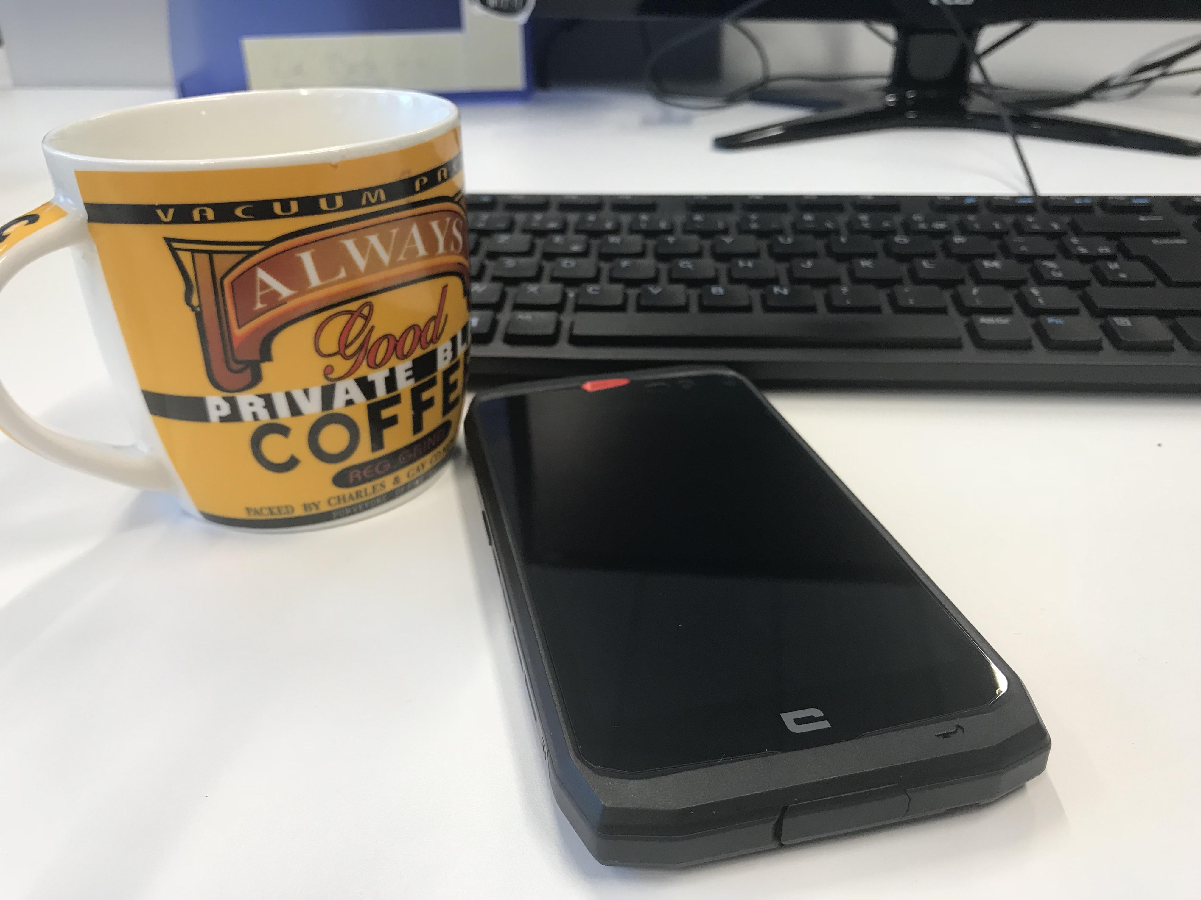 IMG 1250 - [Prise en main] Crosscall Action-X3 : un smartphone outdoor milieu de gamme particulièrement pratique