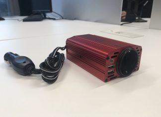 Chargeur allume-cigare convertisseur transformateur Bestek