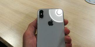 iPhone X Samsung Galaxy Note 8