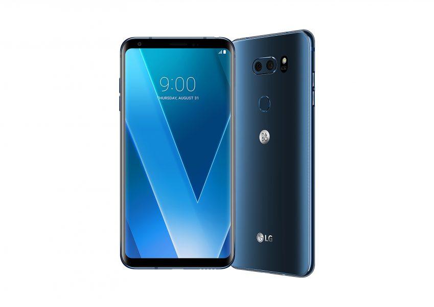 LG V30 iPhone X smartphone Apple