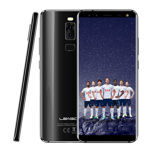 bon plan single day leagoo s8 le sosie du samsung galaxy s8 est 121 euros sur banggood. Black Bedroom Furniture Sets. Home Design Ideas