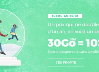 RED by SFR 30 Go 10 euros
