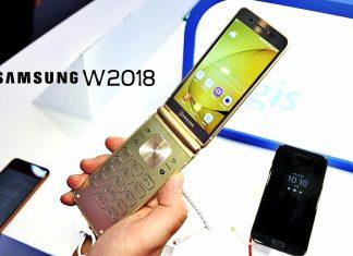 Un nouveau smartphone à clapet pour Samsung !