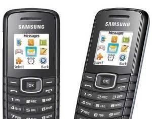 Samsung GT-E1081