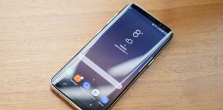 Cyber Monday 2017 Samsung Galaxy S8+ Gris Orchidée