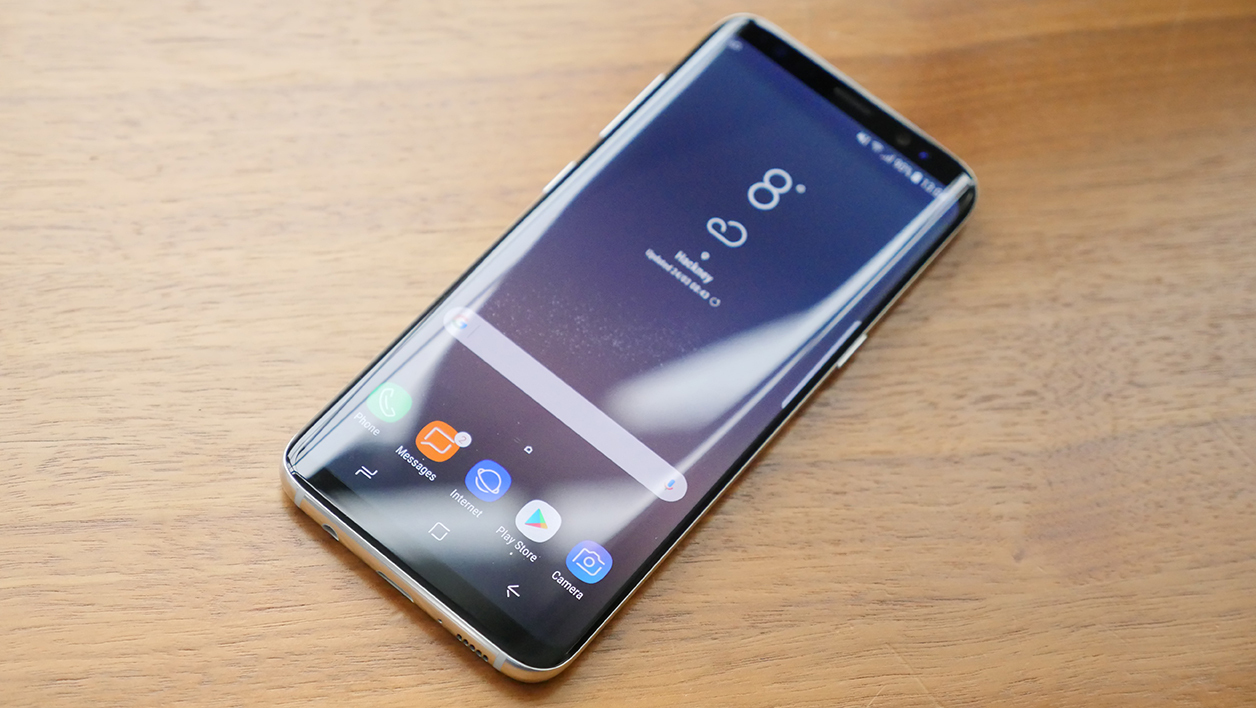 Samsung Galaxy S8 : la mise à jour Android 8.0 Oreo