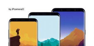 Samsung Galaxy S9 mini concept