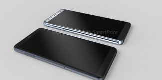 Samsung Galaxy A5 et Galaxy A7 2018 concept