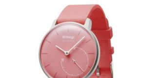 Cyber Monday 2017 Withings Activite Pop Rose