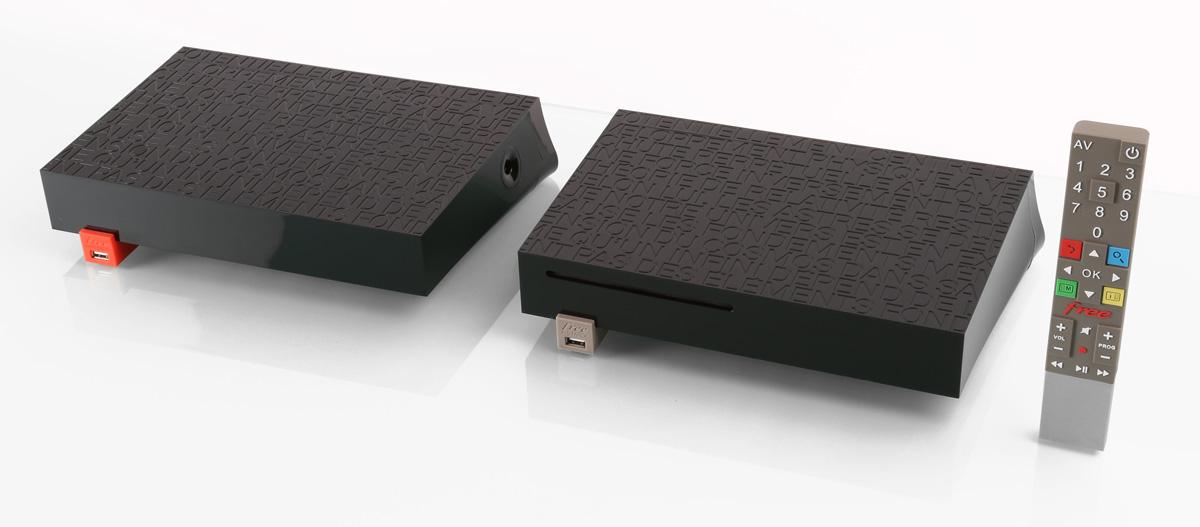 Freebox Revolution et Mini 4K : c'est fait, le débit montant double